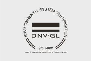 Spilloljuverkið ISO 14001 góðkent