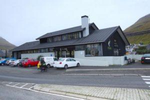 Skrivstovan flutt til Klaksvíkar