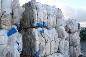 IRF endurnýtti í fjør 20% meira av plasti í mun til árið fyri