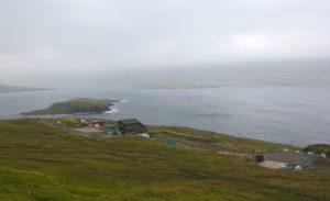Trøllavík – miðstøð hjá IRF í Suðuroynni