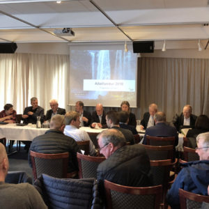 IRF hevði yvirskot á 9,3 mió. kr.