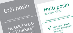 Broyting í innsavning: Runavík, Saltangará og Glyvrar