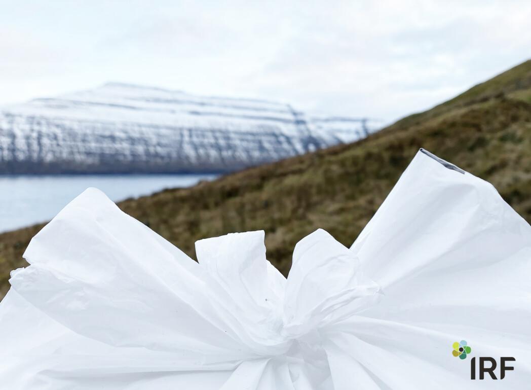 Ein sloyfa fyri umhvørvið